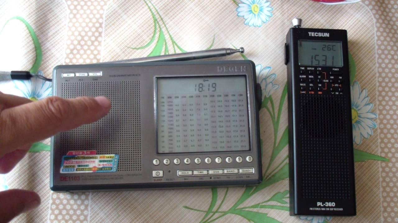 Фото переносного приемника радио tecsun pl-360. Надеемся, что наши советы помогут вам выбрать и купить лучший радиоприемник с доставкой.