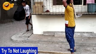 Gambar cover Must Watch New Funny😂😂 Comedy Video 2019 - Episode 8 - Funny Vines || TNT FUN TV