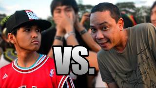 Repeat youtube video EP. 5 PICK-UP LINES BATTLE PARODY - JAMICH VS. KUYA JOBERT (SPECIAL EDITION)