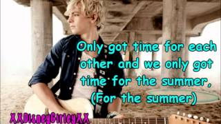 Heard It On The Radio Lyrics ~ Austin Moon ~ FULL SONG
