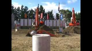 National Excavator Competition - Best of the Best Going Hard Side by Side...