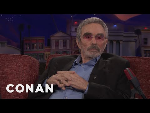 Burt Reynolds On His Friendship With Marilyn Monroe   CONAN on TBS