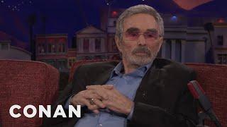 Burt Reynolds On His Friendship With Marilyn Monroe  - CONAN on TBS thumbnail