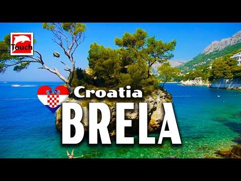 Brela - Makarska Riviera, Croatia (Hrvatska, Chorvatsko, Kroatien), 19 min.