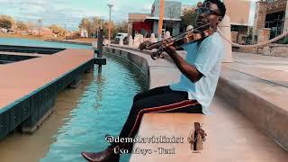 Teni - Uyo Meyo (Official Violin Cover) | DEMOLA