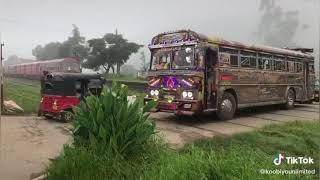 Koombiyo bus video (වැරැද්ද song)