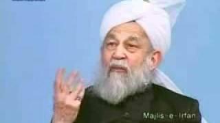 Majlis e Irfan 5 November 1999.