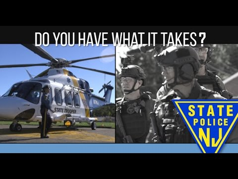NJ State Police Recruitment Commercial (30)