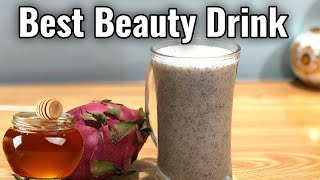 Antioxidant-rich Drink to Get Good Skin, Hair, Nails and Health, Urdu Hindi
