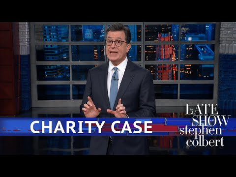 The Trumps And Charity Don't Seem To Mix