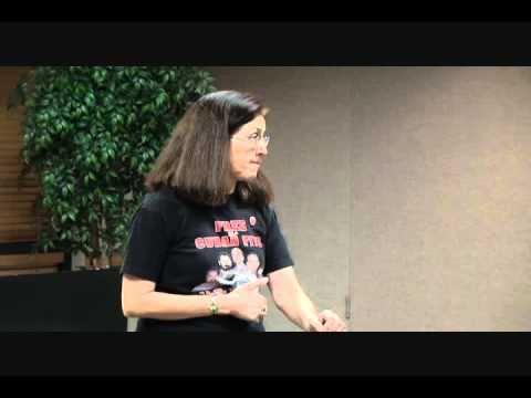 RSU Guest Speaker: Gloria La Riva on Cuba [2/3]