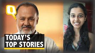 QWrap: 7 Dead As Farakka Express Derails; Vinta Nanda on Alok Nath