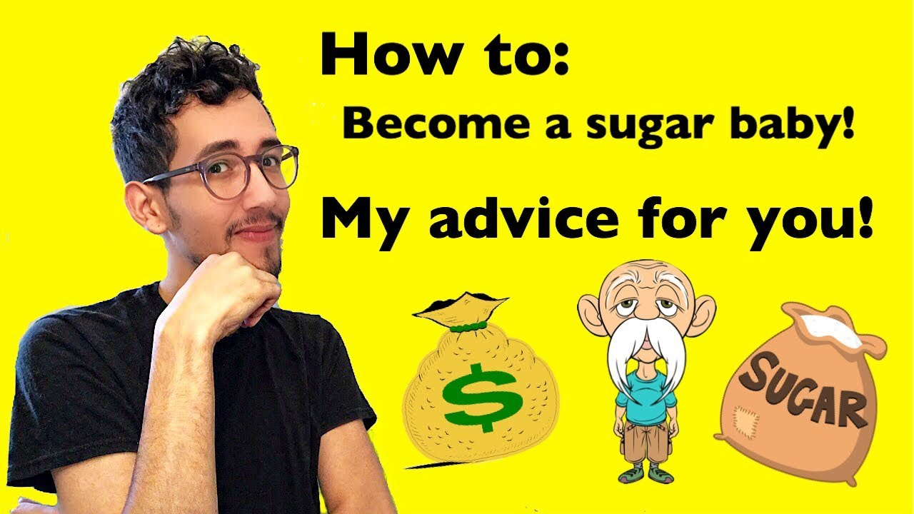 I want to be a male sugar baby