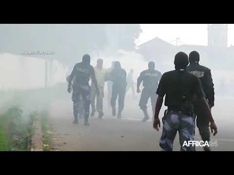 Gabon, IMPRESCRIPTIBILITÉ DES CRIMES POST-ÉLECTORAUX