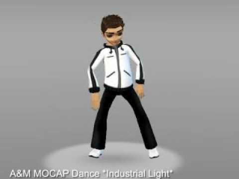 *Industrial Light* IMVU dance