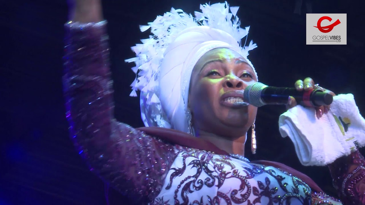 Download Tope Alabi at  PRAISE THE ALMIGHTY 2019 (THIS IS PROPHETIC)