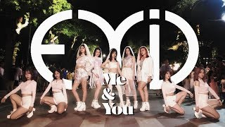 Baixar [GHOST BRIDE 👻 IN PUBLIC] EXID(이엑스아이디) - 'ME&YOU (미앤유)' | DANCE COVER by Cli-max Crew from Vietnam