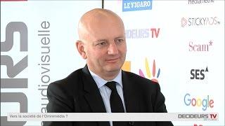 Colloque NPA-Le Figaro : Nick Stubbs, SES