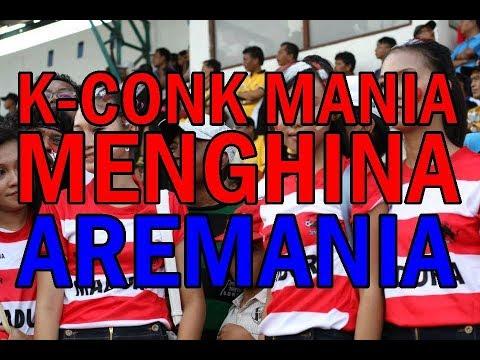 K-Conk Mania Menghina Arema