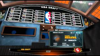 My Cleveland Association: the 2014 NBA Draft (2k13)