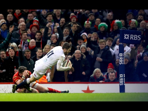 Official Extended Highlights: Wales 16-21 England | RBS 6 Nations