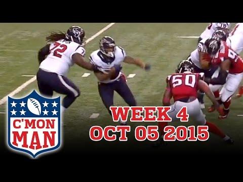 ESPN C'MON MAN! Week 04 - 10-05-15