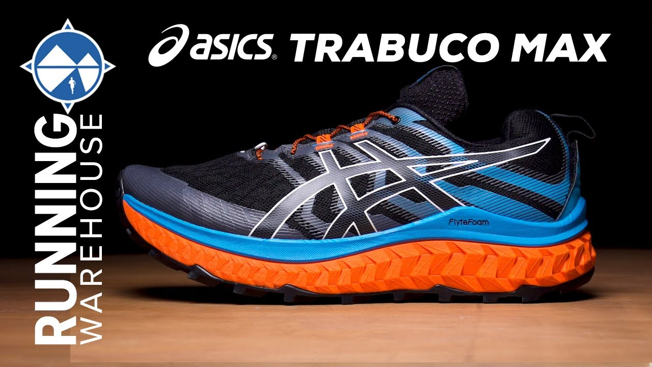 ASICS Trabuco Max First Look | ASICS Back in the Trail Game?!?