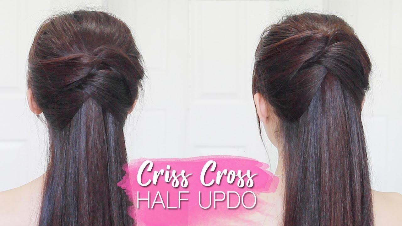 Half Up Hairstyles For Short Hair For Prom 70