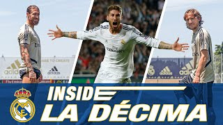 The Décima goal explained! Ramos & Modric reveal secrets behind 93rd-minute strike vs Atlético!