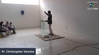 Exposição Bíblica em Mateus 7.21-23 - Pr. Christopher Vicente