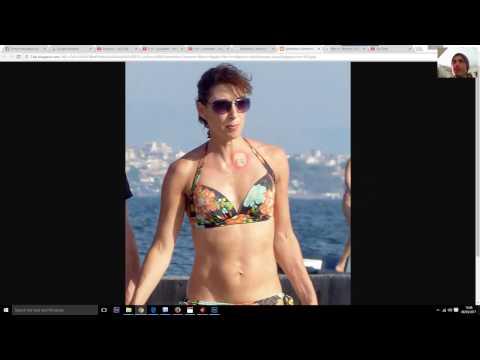 Political Transvestigation - Samantha Cameron Or Sam Cameron? You Decide