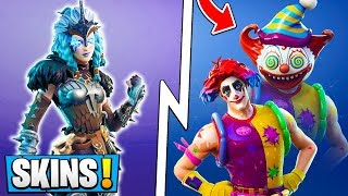 *ALL* Fortnite 5.41 Leaks! | New Skins, Gliders, Female Ragnarok! ( Update )