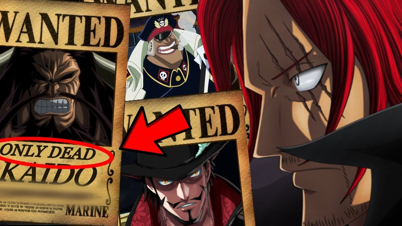 Top 10 Highest Unknown Bounties Predictions One Piece