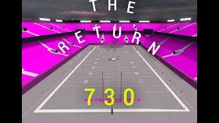 Roblox | Legendary Football | THE Return!