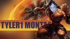 Tyler1 Montage | Super Saiyan 3 IRL | League of Legends Montage