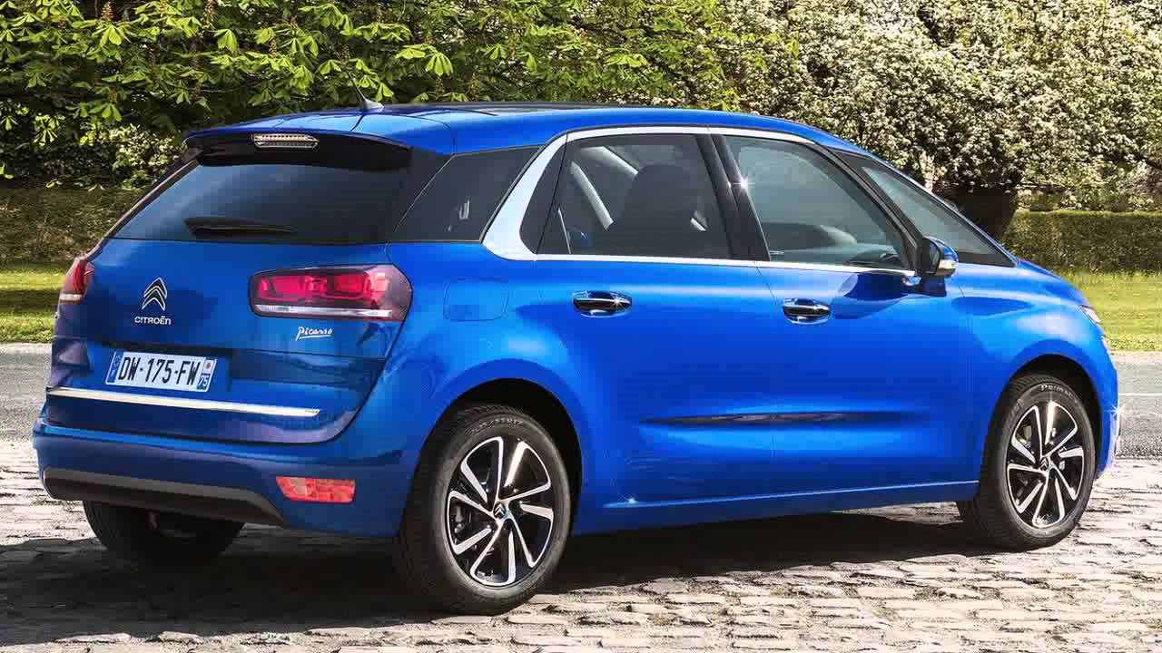 2017 citroen c4 picasso youtube. Black Bedroom Furniture Sets. Home Design Ideas