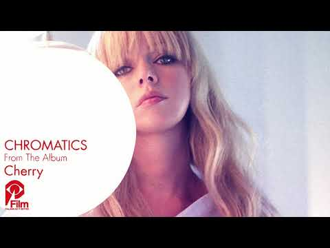 CHROMATICS I CANT KEEP RUNNING Cherry Deluxe LP