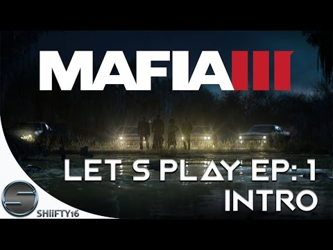 Mafia 3 Lets play  Ep: 1