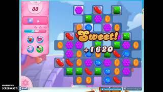 candy Crush Saga Level 710