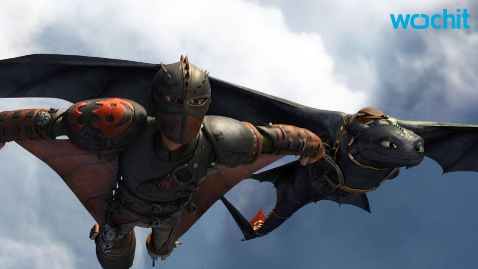 'How to Train Your Dragon 3′ Pushed Back to 2019