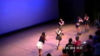 2013.12.01 Girl's Revolution(栃木県文化センターサブホール)