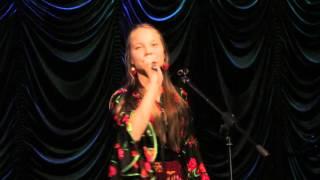 13 2015-09-26 Порфирьева Александра, песня Гадалка (т/ф Ах, водевиль)
