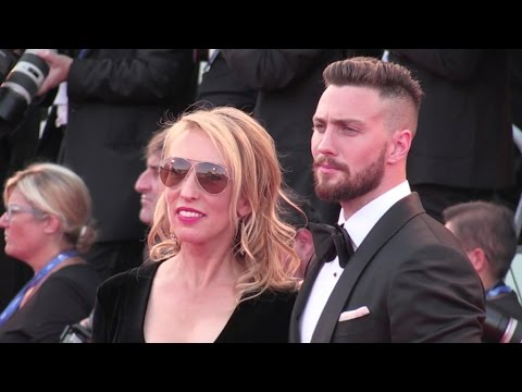 Thumbnail: Aaron Taylor-Johnson and his wife attend the Premiere of Nocturnal Animals in Venice