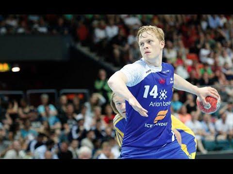 Best of Ómar Ingi Magnússon ● Iceland U19