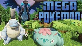 NEW MEGA POKEMON & HOW TO GET THEM!   Pixelmon 5.0.2 Update Review