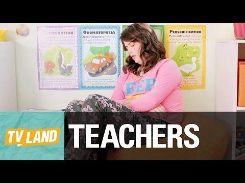 Summer Vacation Is Almost Over | Season 1 Homework | Teachers on TV Land