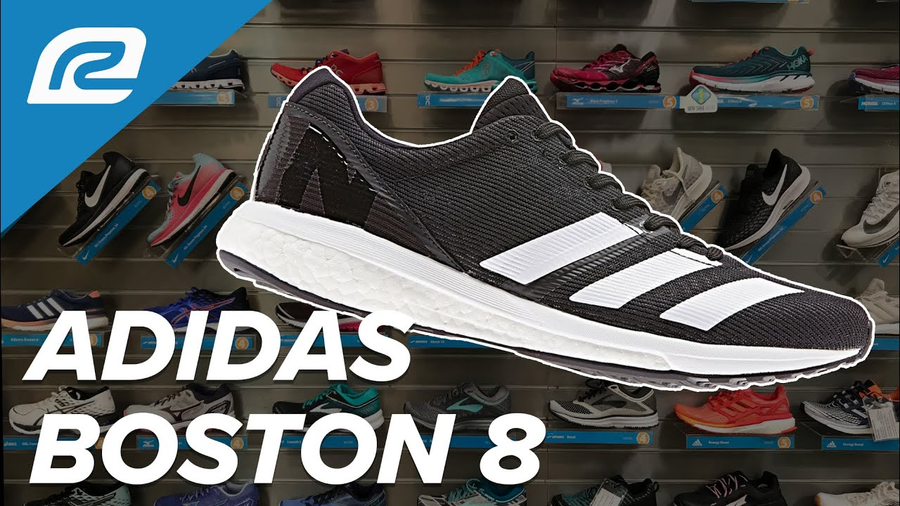 Adidas Adizero Boston 8 - First Look