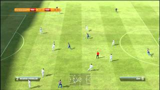 FIFA 2012 PC GAMEPLAY BARCA VS REAL MADRID