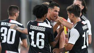 Красивый гол Роналду со штрафного Торино Ювентус Торино 3 1