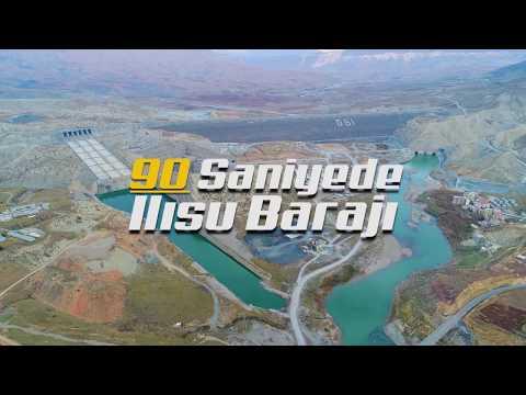 90 Saniyede Ilısu Barajı